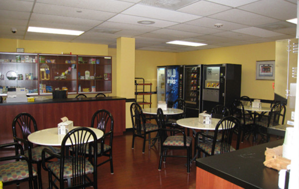 Facility Coffee Shop