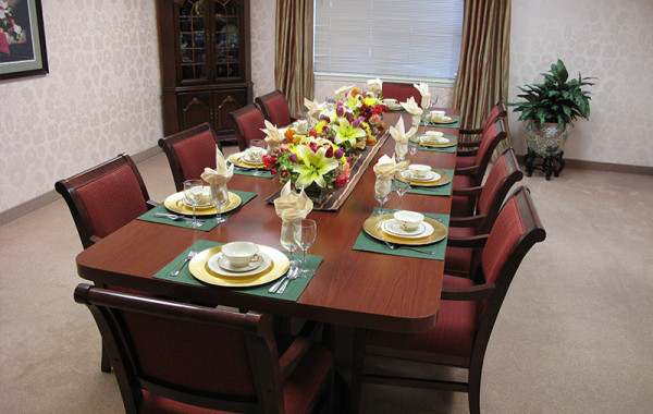 Private Dinner Parties