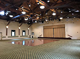 The Helen Butler Event Hall & Conference Center at Dominican Village