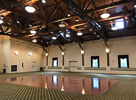 Event Hall and Conference Center at The Dominican Village