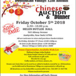 12th Annual Chinese Auction & Dinner advertisement