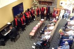 National Grid Choir Christmas Caroling 2018-8