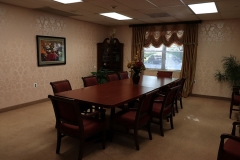 Dominican Village Formal Dining Area