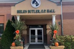 Helen Butler Hall Entrance