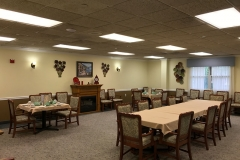 Another Dining Area at Dominican Village