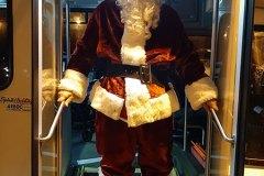 Santa-in-bus-door