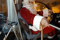 Santa-on-thr-Bus