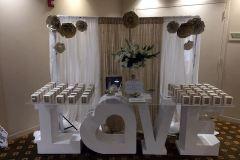 Helen Butler Hall Wedding Event -6