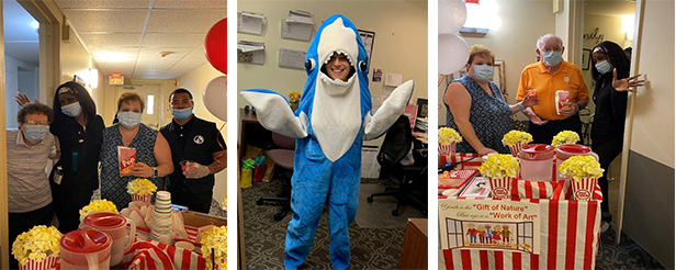 Shark week at Dominican Village