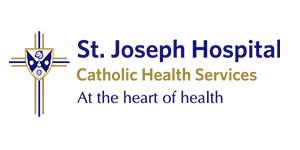 Dominican Village Sponsor - St Joseph's Hospital Logo