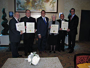 25th Anniversary celebration of the Dominican Village at the Crest Hollow Country Club in Woodbury, NY.