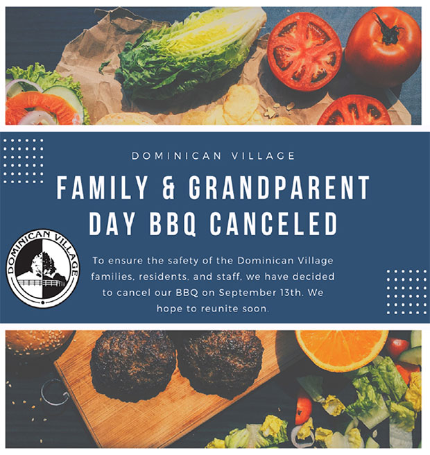 Family Day 2020 Cancelled