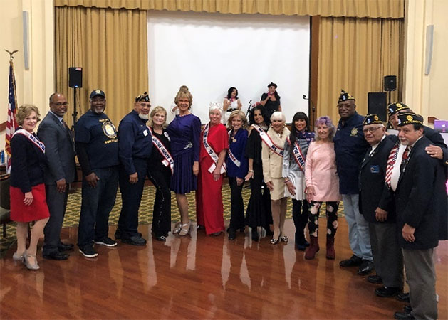 Honoring local Veterans at Dominican Village
