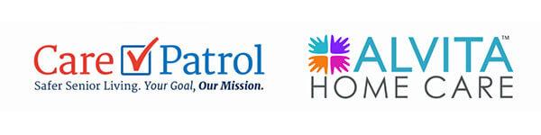 Care Patrol and Alvita Home Care logo