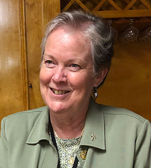 Dominican Village Sister Maureen Muir, OP, Chief Quality Officer