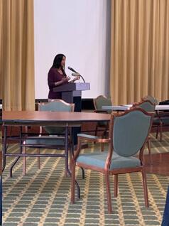 Senator Monica Martinez